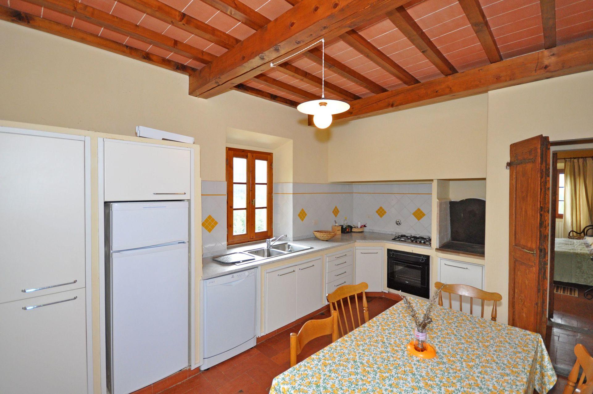 Bagno a Ripoli Holiday Rental Villa Terrazza located Tuscany, Italy.